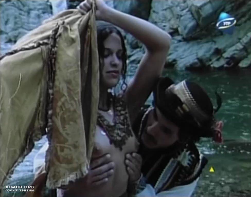 Полностью Голая Валерия Чумакова – Остров Любви (1995)