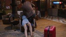 Страстный Секс С Келли Овертон – Настоящая Кровь (2008)