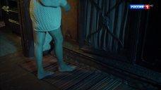 1. Ноги Екатерины Климовой – Московская борзая 2