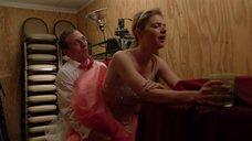 Секс с Кейт Майнер на свадьбе в подсобке