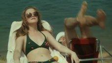 Елена Проклова на море