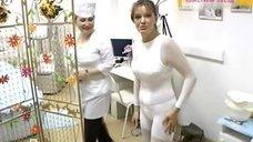 Елена Проклова в передаче «Говорим и показываем»