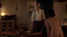 3. Секс сцена с Лили Джеймс – Исключение