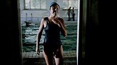 Татьяна Догилева в купальнике