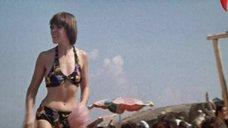 Сексуальная Ирина Понаровская в купальнике