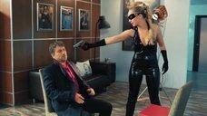 Сексуальная сцена с  Ксенией Тепловой