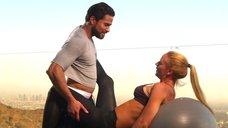 Гимнастика с Келли Линч
