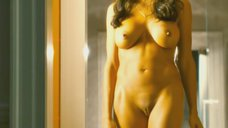 Абсолютно голая Розарио Доусон