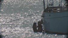 Секс с Эмбер Хёрд в море