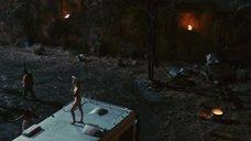 3. Голая Кимберли Шеннон Мерфи танцует на трейлере – Сумасшедшая езда