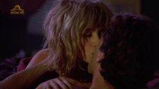 Поцелуй с Розанной Аркетт