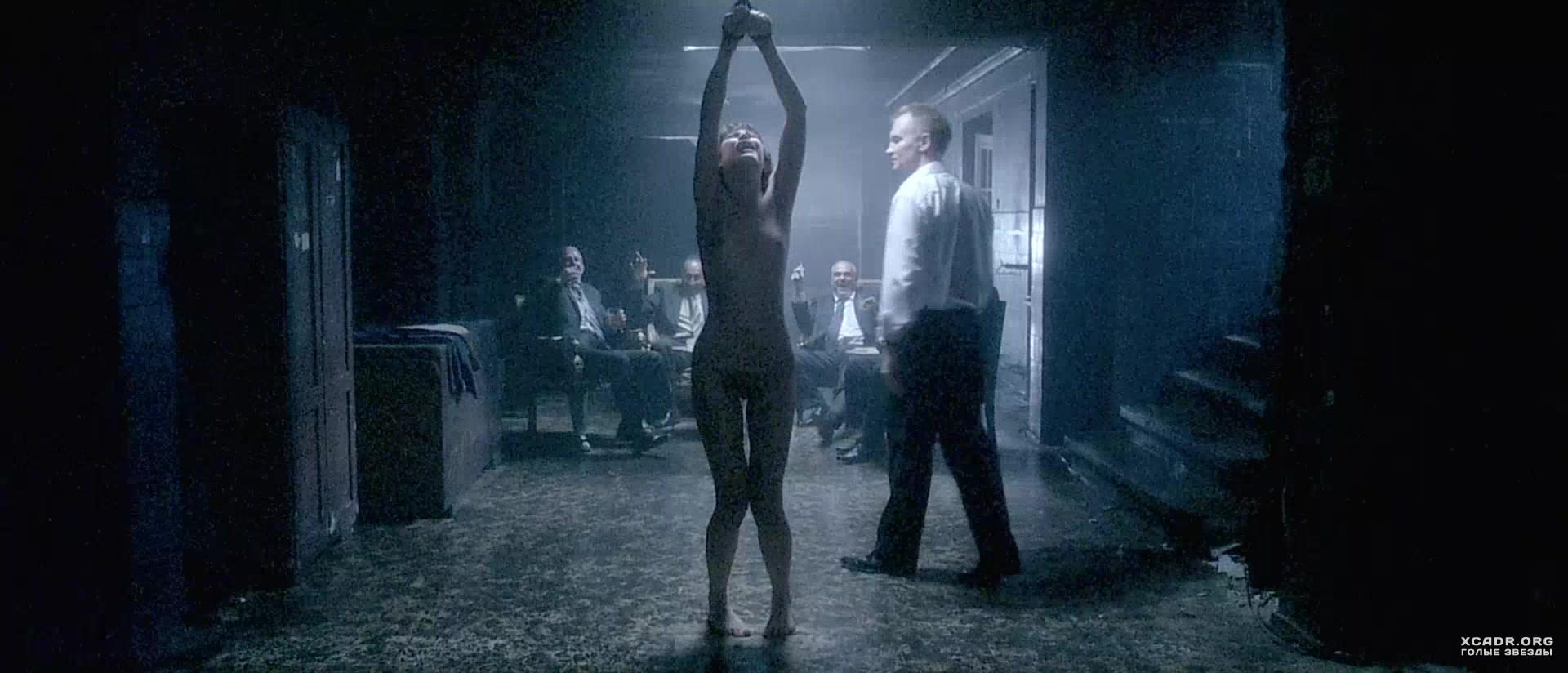 Hitman nude scene fucks video