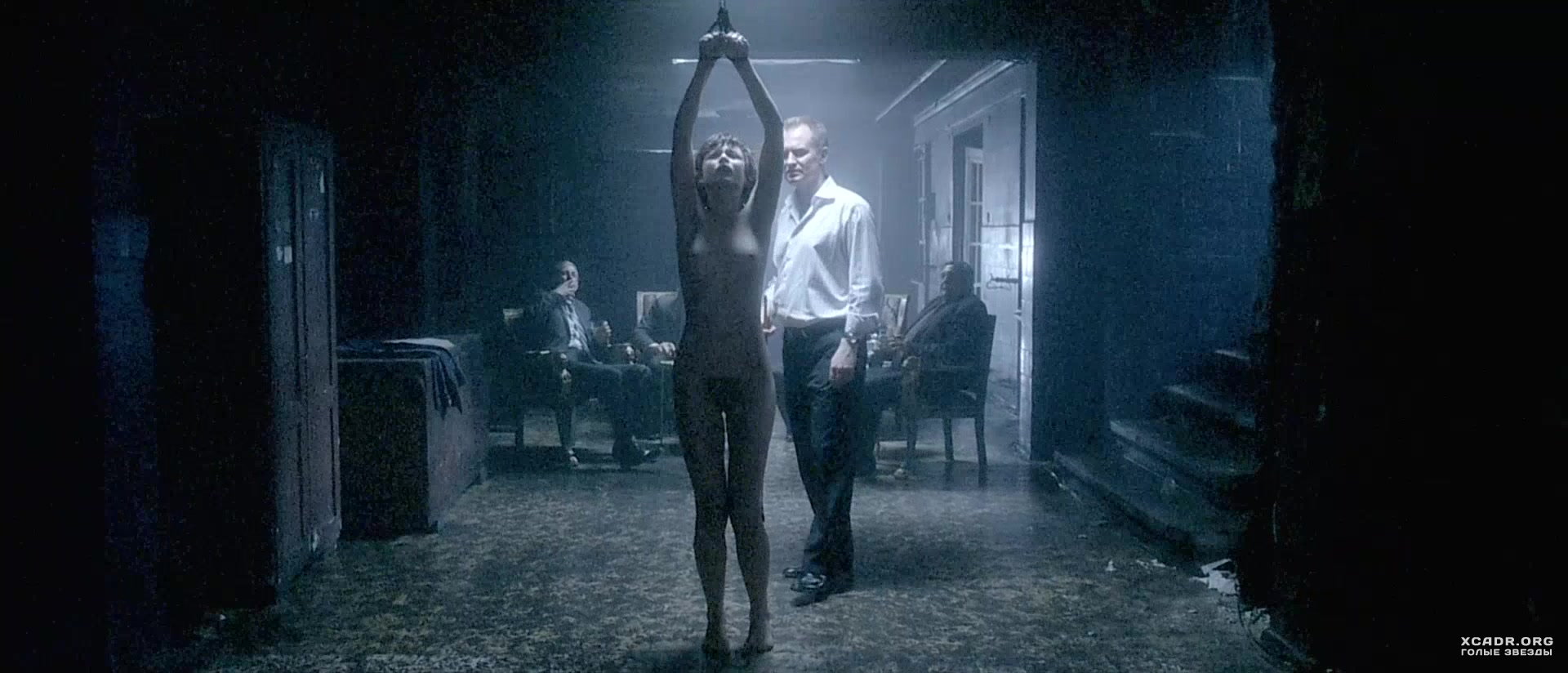 Hitman nude scene nude scene