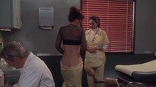 Джанин Тернер после осмотра доктора