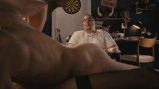 Секс с Натали Лисинской под наблюдением