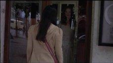 Кэмерон Диаз в прозрачном платье