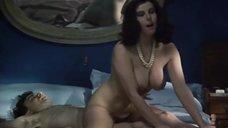 Интимная сцена со Стефанией Сандрелли