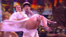 Засвет Марии Голубкиной на телешоу «Танцы со звездами»