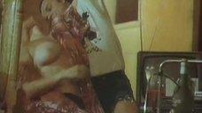 Елене Костиной оголили грудь