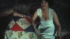 Людмила Шевель в ночнушке