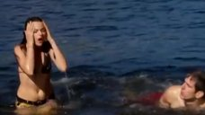 Людмила Ширяева в купальнике