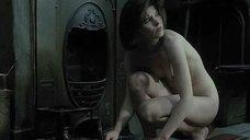 Откровенная сцена с Сюзанной Гамильтон