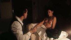 Откровенная сцена с Ампаро Грисалес