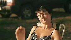 6. Сексуальная Юлия Рудина в купальнике – Боец 2: Рождение легенды