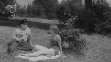 Терье Луйк в купальнике