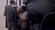 Обнаженная Марина Старых В Пустыне – Бархан (1989)