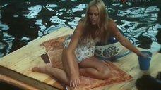 Милена Тонтегоде в купальнике