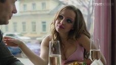 7. Василина Юсковец в откровенном платье – ИП Пирогова