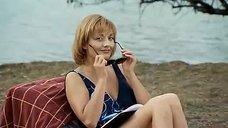Наталия Старых в купальнике