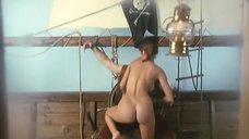 4. Обнаженная Моник Габриэль развлекается с пиратом – Чёрная Венера