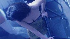 4. Азия Ардженто в коротком платье – Три икса