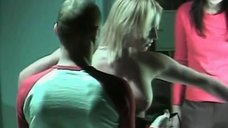 Анастасия Волочкова засветила голую грудь в передаче «Розыгрыш»