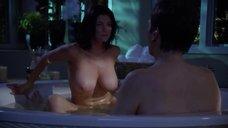 Секс сцена с Джулией Андерсон