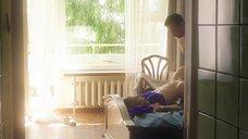 Секс сцена с Викторией Толстогановой