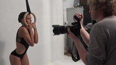 Катерина Шпица на фотосессии для «Большой спорт»