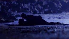 Секс Амандой Рихтер на пляже