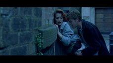 3. Секс с Терезой Брэдли на улице – Молодой Адам