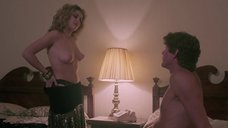 3. Красивая постельная сцена с Джессикой Мур – Одиннадцать дней, одиннадцать ночей