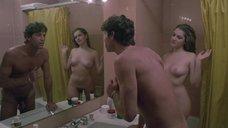 Эротическая сцена с Джессикой Мур в ванной