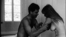 13. Секс сцена с Леной Нюман – Я любопытна – фильм в жёлтом