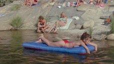 Шерилин Фенн в купальнике