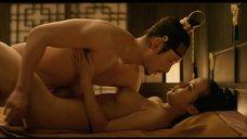 11. Секс с Джо Юнь-джи, представляя Чо Ё-джон – Наложница
