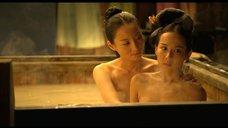 2. Секс с Джо Юнь-джи, представляя Чо Ё-джон – Наложница