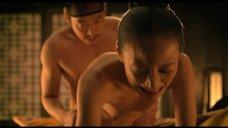 4. Секс с Джо Юнь-джи, представляя Чо Ё-джон – Наложница