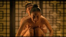 9. Секс с Джо Юнь-джи, представляя Чо Ё-джон – Наложница