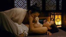 2. Страстная секс сцена с Чо Ё-джон – Слуга (2010)